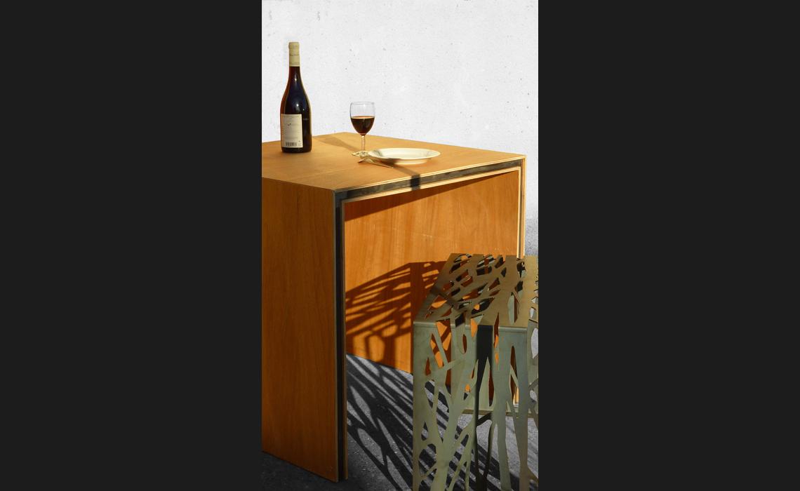 Table Banc Vin